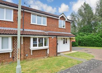 Thumbnail 2 bed end terrace house for sale in Bowens Field, Ashford, Kent