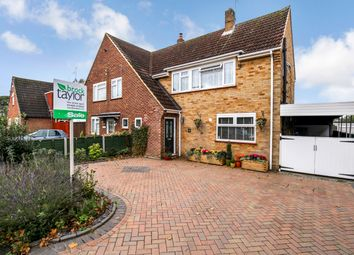 Thumbnail 3 bed semi-detached house for sale in Farhalls Crescent, Horsham