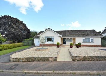 Thumbnail 3 bed detached bungalow for sale in Woolbrook Park, Sidmouth, Devon