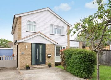 Thumbnail 4 bed detached house for sale in Burrows Close, Bookham, Leatherhead