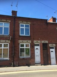 Thumbnail 2 bed terraced house to rent in Stamford Street, Glenfield, Leicester