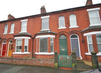 Thumbnail 2 bed terraced house to rent in 141 Victoria Road, Northwich, Cheshire