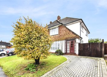 Thumbnail 3 bed semi-detached house for sale in Greenside, Bexley, Kent