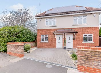 Thumbnail 3 bed semi-detached house to rent in Green Lane, New Malden