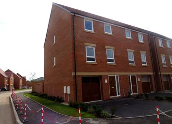 Thumbnail 4 bed town house for sale in Magpie Crescent, West Bridgford, Nottingham