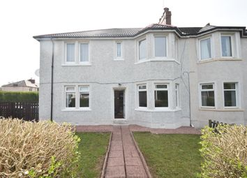 Thumbnail 2 bed flat for sale in Ladywell Road, Motherwell