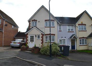 Thumbnail 3 bedroom semi-detached house to rent in Eden Court, Nuneaton, Warwickshire