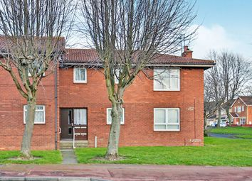Thumbnail 2 bed flat for sale in Victoria Road, Gateshead