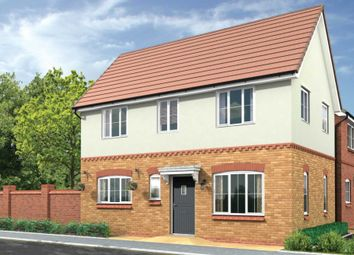 Thumbnail 3 bed detached house for sale in Smiths Lane, Hindley Green, Wigan