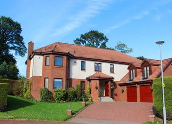 Thumbnail 6 bed detached house for sale in Brierie Lane, Houston, Johnstone