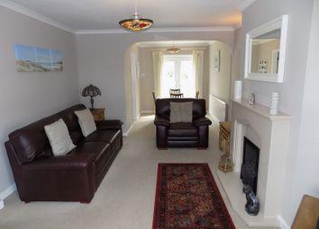 Thumbnail 5 bed semi-detached house for sale in Highfields, Brackla, Bridgend.