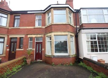Thumbnail 3 bed terraced house for sale in Rose Court, Lowther Road, Fleetwood