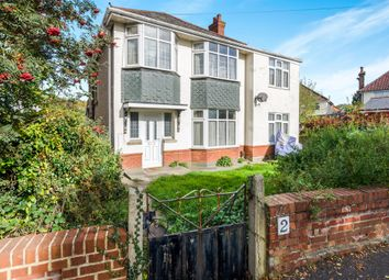 Thumbnail 5 bedroom detached house for sale in Haverstock Road, Bournemouth