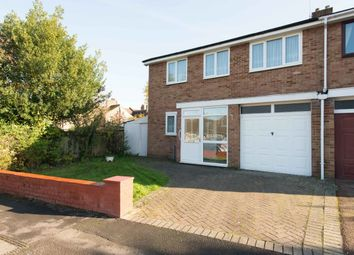 Thumbnail 4 bed semi-detached house for sale in Partridge Road, Sidcup
