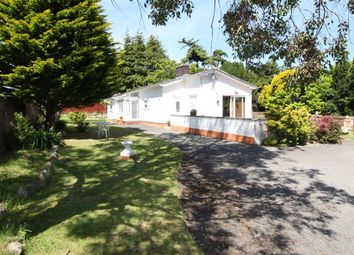 Thumbnail 3 bed detached bungalow for sale in The Woodlands, Llanfaes, Beaumaris