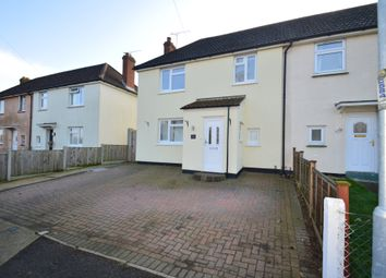 Thumbnail 2 bed semi-detached house for sale in Hayman Road, Ipswich