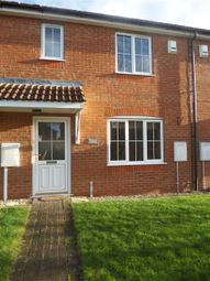 Thumbnail 3 bed town house to rent in Swen Close, Lincoln