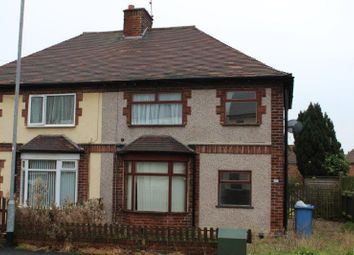 Thumbnail 3 bed semi-detached house for sale in Smith Street, Mansfield