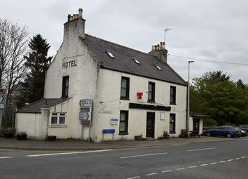 Thumbnail Commercial property for sale in Auchreddie Road East, New Deer, Turriff