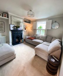 Thumbnail 2 bed end terrace house to rent in Catherine Road, Heath Park, Romford