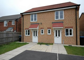 Thumbnail 2 bed semi-detached house for sale in Blenheim Road South, Middlesbrough