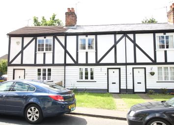 Thumbnail 2 bed terraced house for sale in Sandpit Lane, St. Albans, Hertfordshire