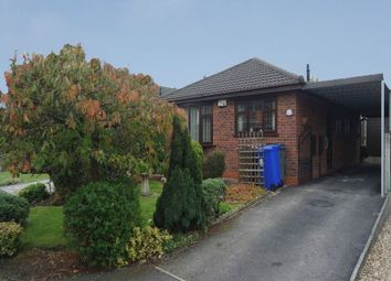 Thumbnail 3 bed detached bungalow for sale in Longsdon Grove, Meir Hay, Stoke-On-Trent