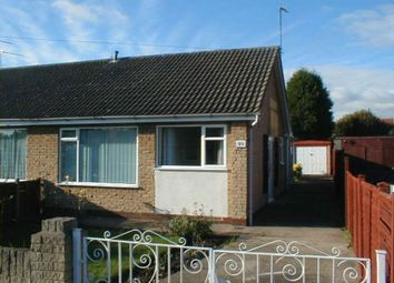Thumbnail 2 bed detached bungalow to rent in Ivanhoe Close, Doncaster