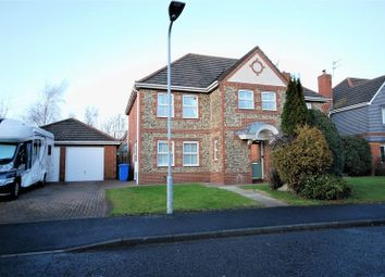 Thumbnail 5 bed detached house to rent in Norham Drive, Stobhill Manor, Morpeth