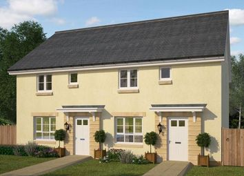 "Thumbnail 3 bedroom terraced house for sale in ""Coull"" at Oldmeldrum Road, Inverurie"