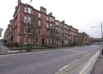 Thumbnail 2 bed flat to rent in Clarence Drive, Glasgow
