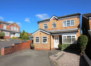 3 bed detached house for sale in Checkley Road, Waterhayes, Newcastle Under Lyme ST5