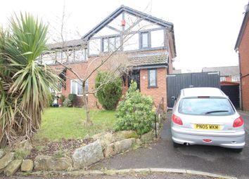 Thumbnail 3 bed semi-detached house for sale in Browsholme Avenue, Ribbleton, Preston