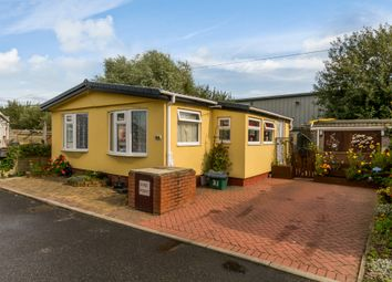 Thumbnail 2 bed bungalow for sale in Haywagon Mobile Home Park, Doncaster