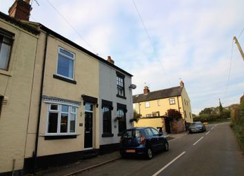 Thumbnail 2 bed terraced house for sale in Dunkirk, Bignall End, Staffordshire
