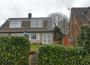Thumbnail 3 bed semi-detached house to rent in Glan Dulais, Dunvant, Swansea