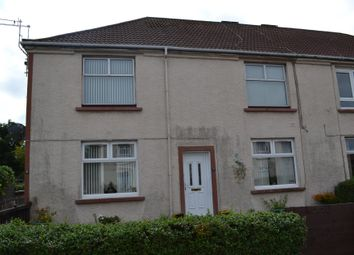 Thumbnail 2 bed flat for sale in 8 Christie Gardens, Saltcoats