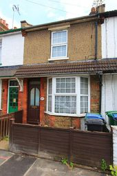 Thumbnail 2 bed terraced house for sale in Tucker Street, Watford, Hertfordshire