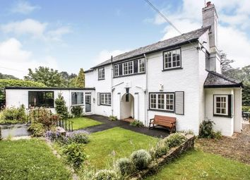 Thumbnail 5 bed detached house for sale in Castle Hill, Prestbury, Cheshire, Uk