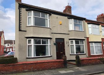 3 bed end terrace house for sale in Parkhill Road, Birkenhead CH42