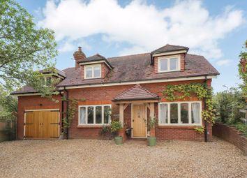 Thumbnail 4 bed detached house for sale in Cow Drove Hill, Kings Somborne, Stockbridge
