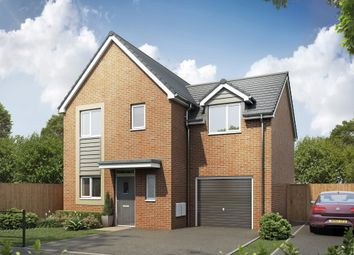 Thumbnail 3 bedroom detached house for sale in Off Derby Road, Clay Cross, Chesterfield