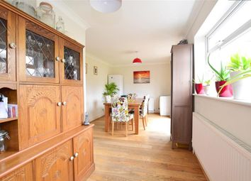 Thumbnail 3 bed semi-detached house for sale in Rosebery Avenue, Woodingdean, Brighton, East Sussex