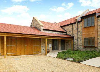 Thumbnail 4 bed semi-detached house for sale in Holly Farm, The Green, Farmborough, Bath