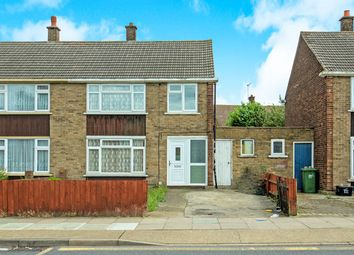 Thumbnail 3 bed property to rent in Slade Green Road, Erith
