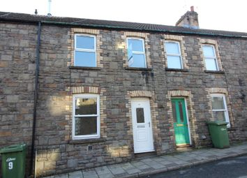 Thumbnail 3 bed terraced house to rent in Blaen Blodau Street, Newbridge, Newport