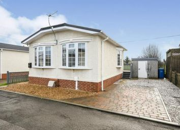Thumbnail 1 bed mobile/park home for sale in Riverdale Park, Bent Lane, Staveley, Chesterfield