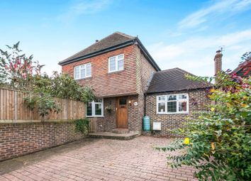 Thumbnail 3 bed detached house for sale in Church Hill, Nutfield, Redhill