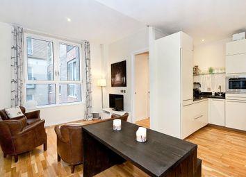 Thumbnail 1 bed flat to rent in Hosier Lane, London