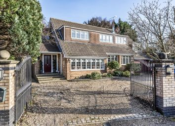 Wraysbury, Berkshire TW19. 5 bed detached house for sale